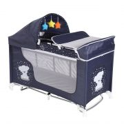 Манеж Bertoni Moonlight Rocker, цвет Teddy Bear