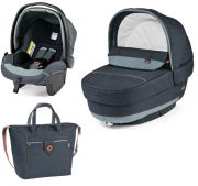 Модульный комплект Peg-Perego Set Elite, цвет Blue denim