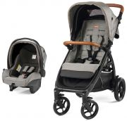 Коляска Peg Perego Booklet 50 Travel System, цвет Polo