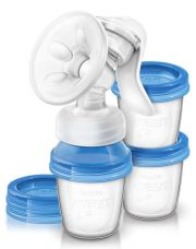 Молокоотсос Philips Avent VIA SCF 330/13 Natural