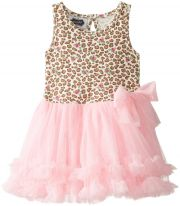 Платье Mud Pie Leopard Dress