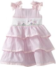 Платье Mud Pie Bunny Smocked