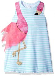 Платье Mud Pie Flamingo Dress