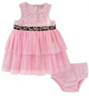 Платье Juicy Couture, цвет Pink