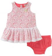 Платье Juicy Couture, цвет Coral