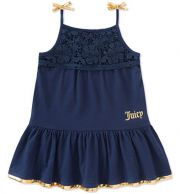 Платье Juicy Couture, цвет Navy