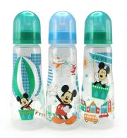 Бутылочка Disney Mickey Mouse Slim (3 шт)