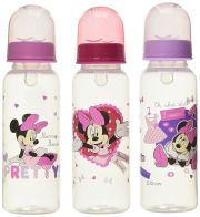 Бутылочка Disney Minnie Mouse Deluxe (3 шт)