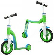 Беговел-самокат Scoot&Ride Highwaybaby, цвет green