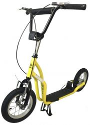 Самокат Speed Rider RS1610, цвет Yellow