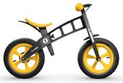 Беговел Firstbike Limited edition with brake, цвет yellow