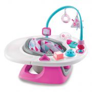 Кресло-бустер Summer Infant Deluxe SuperSeat, цвет Pink