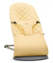 Шезлонг BabyBjorn Balance Bliss Cotton, цвет Yellow