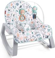 Кресло-качалка Fisher-Price Infant-to-Toddler