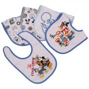 Нагрудники Disney Mickey Mouse Cool Crew (5 шт.)