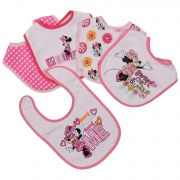 Нагрудники Disney Minnie Mouse Sweet and Chic (5 шт.)