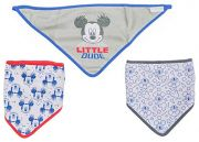 Нагрудники Disney Mickey Mouse Bandana 3 шт. Little Dude