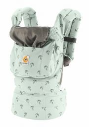 Рюкзак переноска ErgoBaby Carrier Original, цвет Sea Skipper