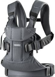 Рюкзак-кенгуру BabyBjorn One Air, цвет Anthracite Mesh
