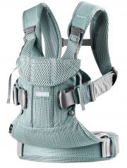 Рюкзак-кенгуру BabyBjorn One Air, цвет Mint