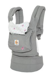 Рюкзак переноска ErgoBaby Carrier Original, цвет Pink Grey