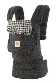 Рюкзак переноска ErgoBaby Carrier Original, цвет Black Twill