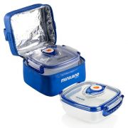 Контейнеры Miniland Pack2Go Hermifresh, цвет Blue