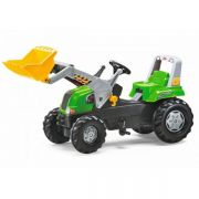 Трактор Rolly Toys Junior с ковшом 811465