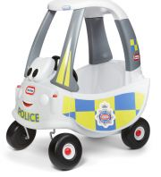 Машинка-каталка Little Tikes Cozy Coupe, цвет Police